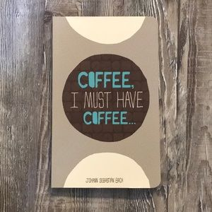 Other - Coffee Lovers Notebook
